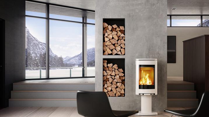 Varmehuset gir deg inspirasjon til ditt nye ildsted